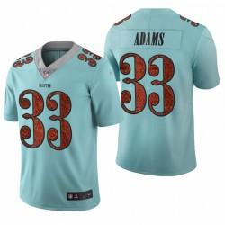 Seahawks 33 Jamal Adams Blue City Edition Maillot