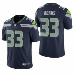 Seattle Seahawks Jamal Adams Vapeur Limited Maillot - Navy