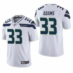Seattle Seahawks Jamal Adams Vapeur Limited Maillot - Blanc
