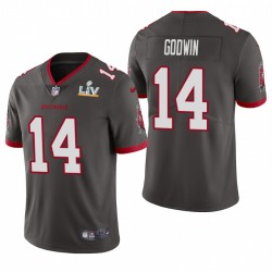 Tampa Bay Buccaneers Chris Godwin Super Bowl LV Vapeur Limited Maillot - Étail