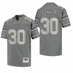 Men's James Conner Pittsburgh Steelers Metal Replica Maillot