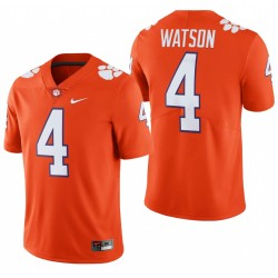Clemson Tigers Deshaun Watson Orange université Football limité Maillot