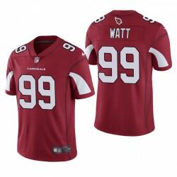 J.j. Watt Arizona Cardinals Cardinal Vapeur Limited Maillot