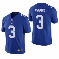 Sterling Shepard New York Giants Royal Vapor Limited Maillot