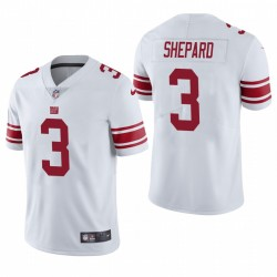 Sterling Shepard New York Giants Blanc Vapor Limited Maillot