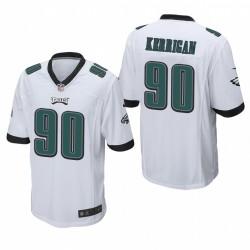 Philadelphia Eagles Ryan Kerrigan Blanc jeu Maillot