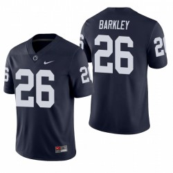 Penn State Nittany Lions Saquon Barkley Navy College Football Game Maillot