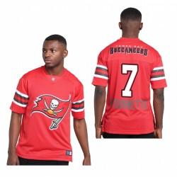 Tampa Bay Buccaneers Leonard Fournette Red Team logo Replica Maillot