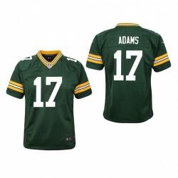 Jeunesse Green Bay Packers Davante Adams jeu Maillot - Vert