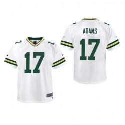 Jeunesse Green Bay Packers Davante Adams jeu Maillot - Blanc