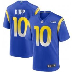 Cooper Kupp Los Angeles Rams Maillot de jeu Nike Joueur - Royal