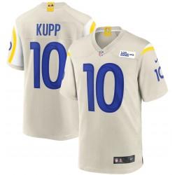 Cooper Kupp Los Angeles Rams Maillot de jeu Nike - Bone