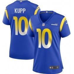 Cooper Kupp Los Angeles Rams Maillot de match de l'équipe féminine Nike - Royal