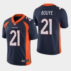 Broncos A.J. BOUYE vapeur Intouchable Limited Jersey - Marine