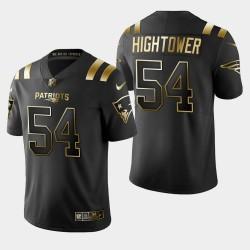Patriots Dont'a Hightower Golden Edition Jersey - Noir
