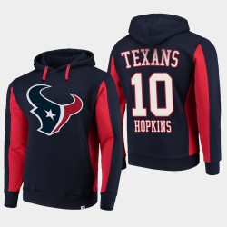 Texans DeAndre Hopkins équipe Iconic Sweat à capuche - Marine
