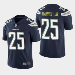 Chargeurs hommes Los Angeles 25 Chris Harris Jr Vapor Intouchable Limited Jersey - Marine