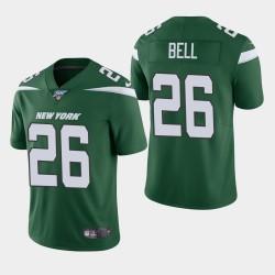 Le'Veon Bell Jets 100ème saison de vapeur Limited Jersey - Vert