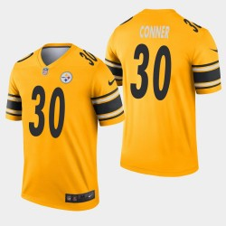 Pittsburgh Steelers James Conner Inverted Legend Jersey - Or