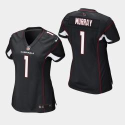 Femmes Cardinals Kyler Murray 2019 NFL Draft jeu Jersey - Noir