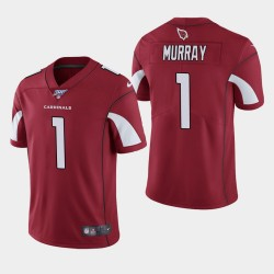Men Cardinals de l'Arizona 1 Kyler Murray 100ème saison de vapeur Limited Jersey - Cardinal