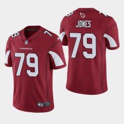 NFL Draft Arizona Cardinals 79 Josh Jones Vapor Intouchable Limited Jersey Men - Cardinal