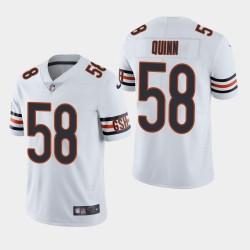 Bears Robert Quinn Vapor Intouchable Limited Jersey - Blanc