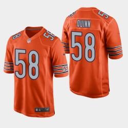Bears Robert Quinn Jeu Jersey - Orange