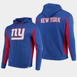Giants équipe Iconic Sweat à capuche - royal