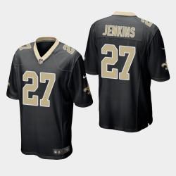 New Orleans Saints 27 Malcolm Jenkins Jeu Jersey Hommes - Noir