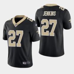 Hommes New Orleans Saints 27 Malcolm Jenkins Vapor Intouchable Limited Jersey - Noir