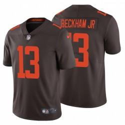 Odell Beckham Jr 13 Cleveland Browns Autre vapeur limitée Brown Maillot