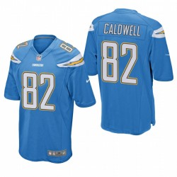 Chargeurs Los Angeles Reche Caldwell Blue Game Maillot
