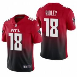 Calvin Ridley Atlanta Falcons 2 Autre vapeur limitée Maillot - Rouge