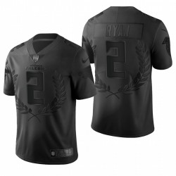 Falcons 2 Matt Ryan MVP Noir Limited Edition Maillot
